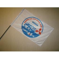 Клубный большой флаг